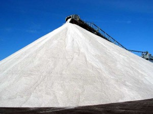 Industrial Bulk Road Salt
