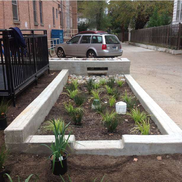 Integrated Green Stormwater Infrastructure Guide