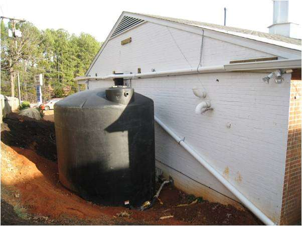 [Webcast] Advanced Stormwater Design: Rainwater Harvesting
