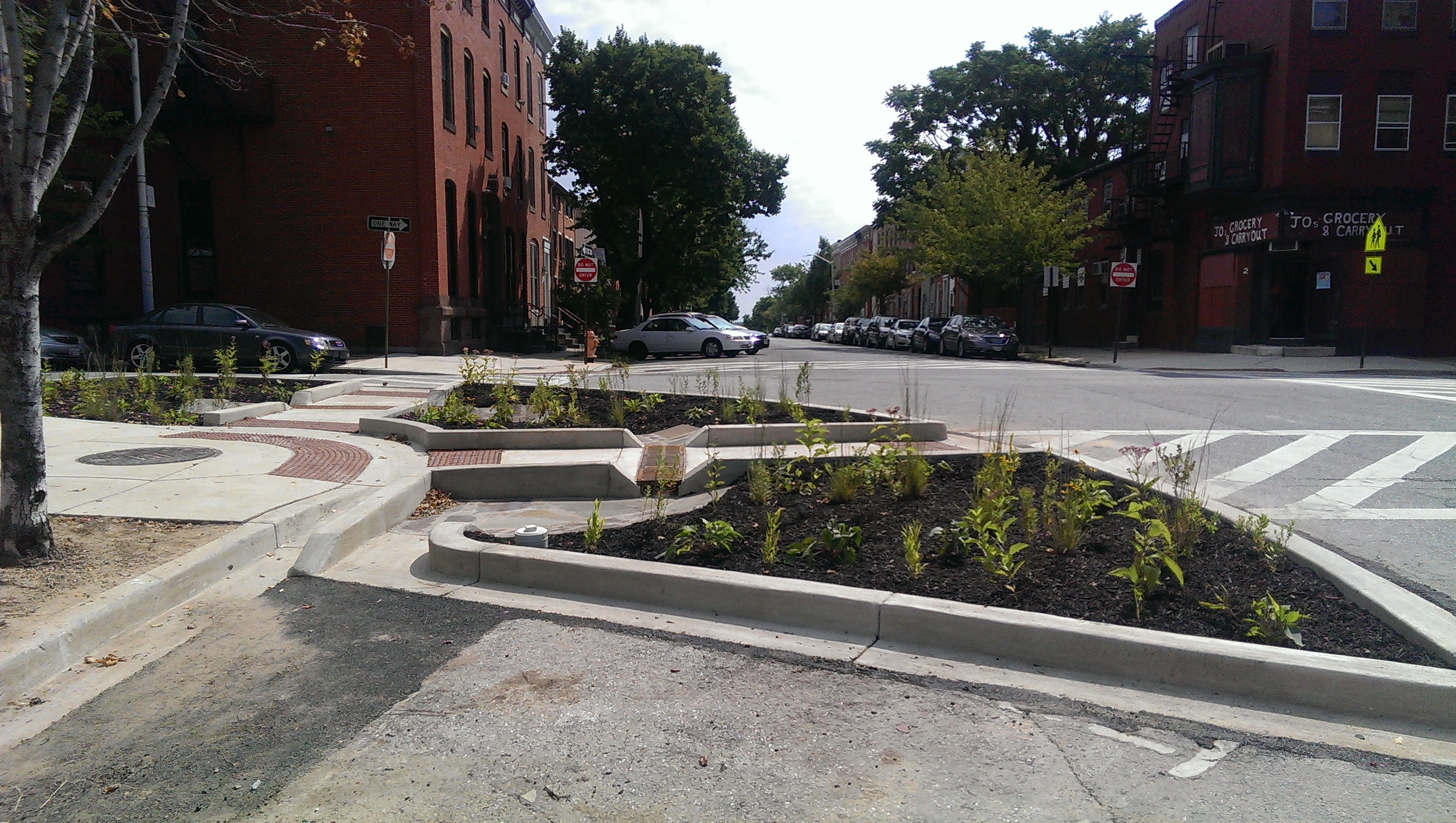Green Infrastructure and the Sustainable Communities Initiative