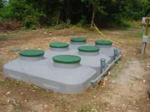 Enhanced Septic Systems
