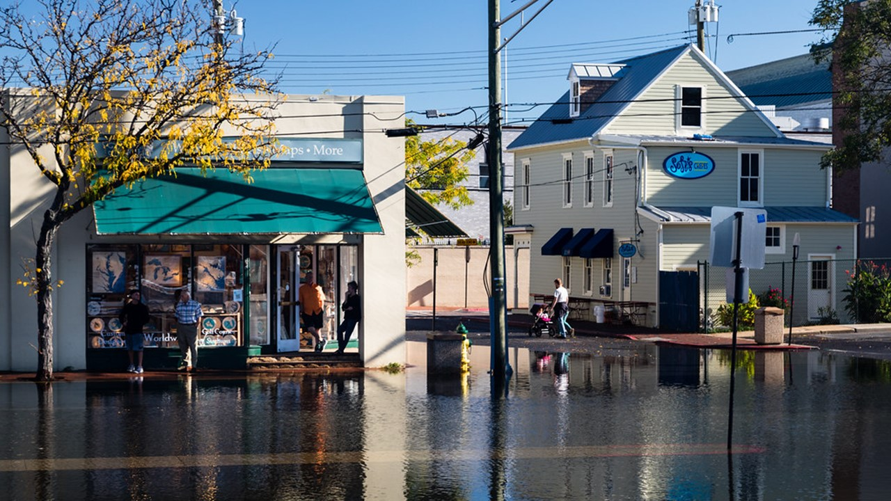 Climate Change and Stormwater Management