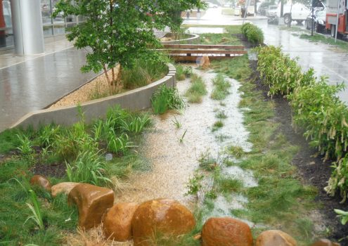 Projecting Future Precipitation for Stormwater Management