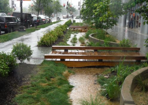 Climate Change and Extreme Rainfall: Translating Future Projections into More Resilient Urban Communities